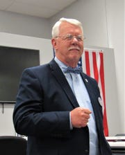 Farragut Mayor Ron Williams, 2018