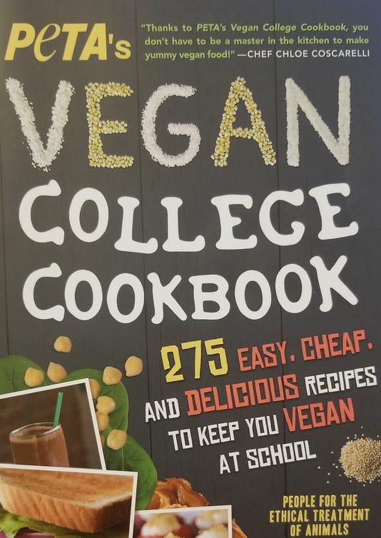 Peta Vegan College Cookbook