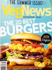 Subscribe to VegNews magazine for great vegan recipes and resources