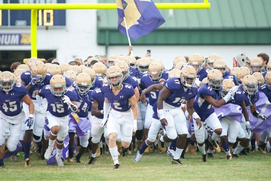 Male can prove a lot with a win Friday vs. Trinity.
