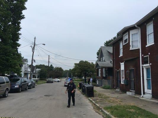 Fatal shooting near U of L campus