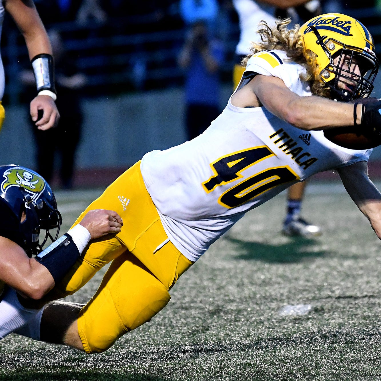See where Lansing area teams are ranked in state high school football poll