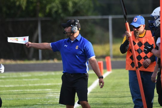 The Lexington Minutemen and Ontario Warriors will move their Week 1 matchup to Thursday night starting in 2021.
