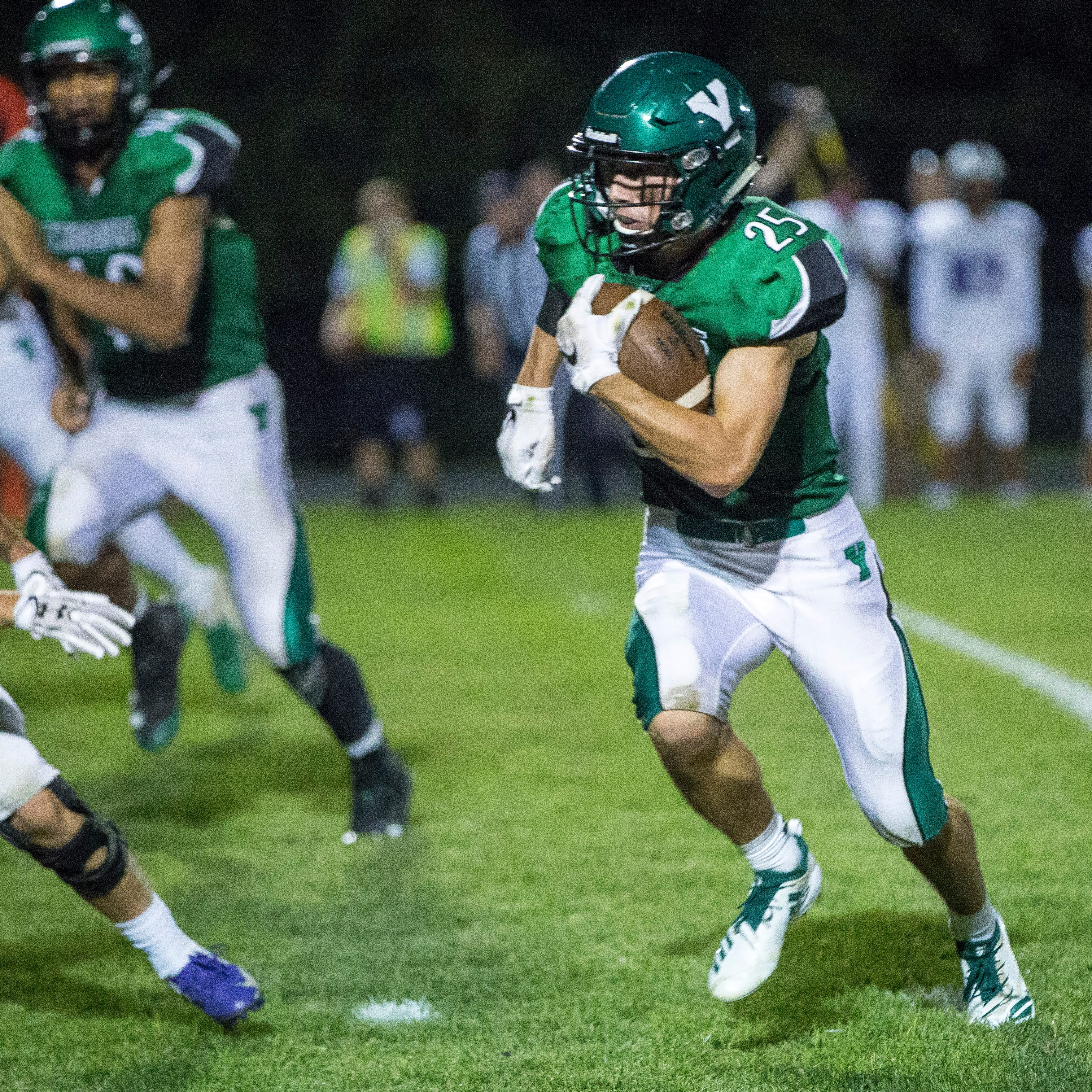 Announcing the final Star Press Football Player of the Week