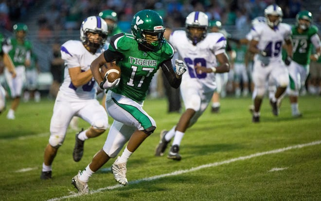 Yorktown and MiLon McCowan will have a tough test against visiting Mississinewa.
