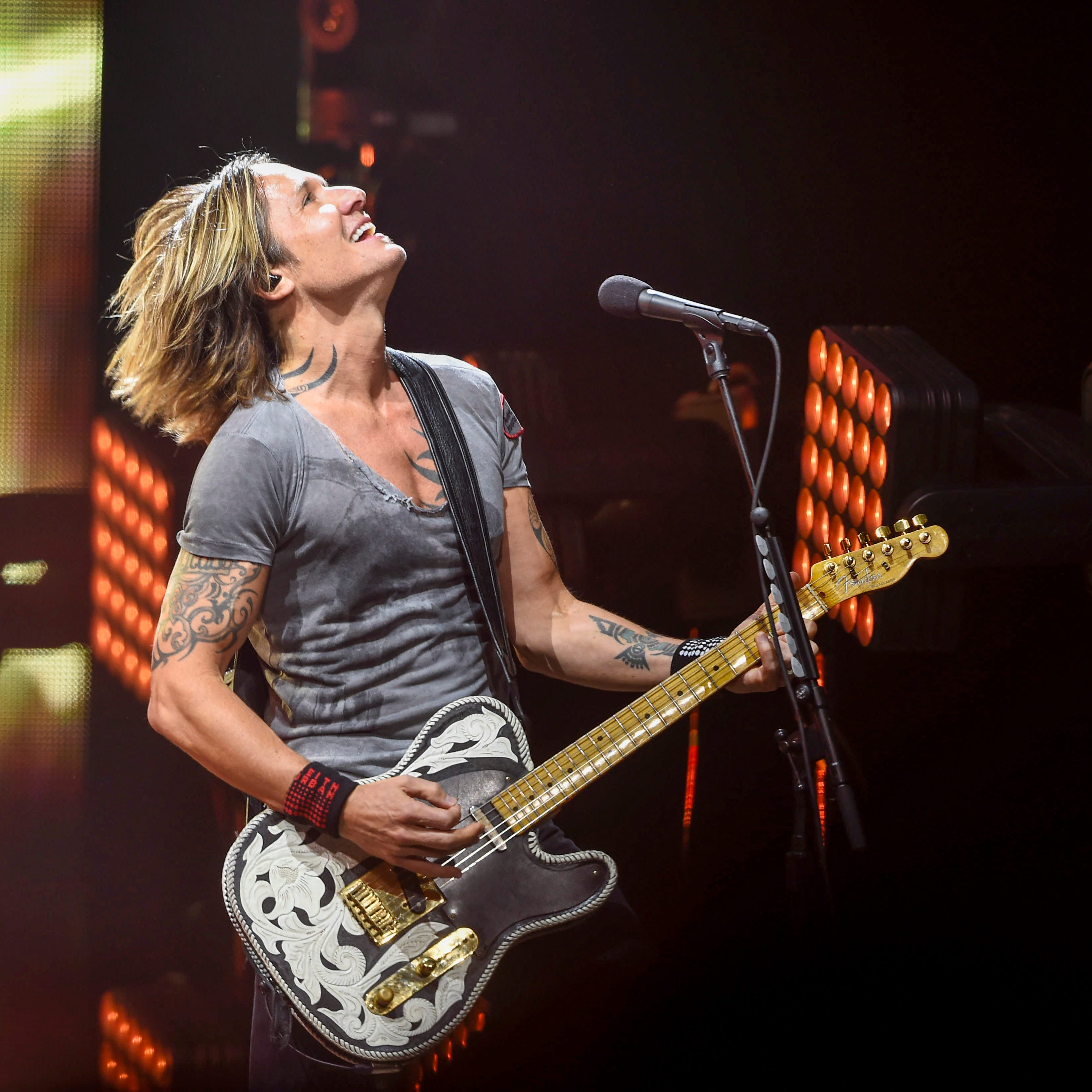 Keith Urban show recap: Nicole, Reese, Carrie and other moments you missed