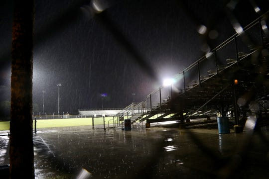 Lightning postponed Friday's game between North Fort Myers and Riverdale until Monday.
