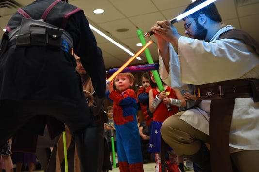 Comic Con Comes To Bergenfield Public Library