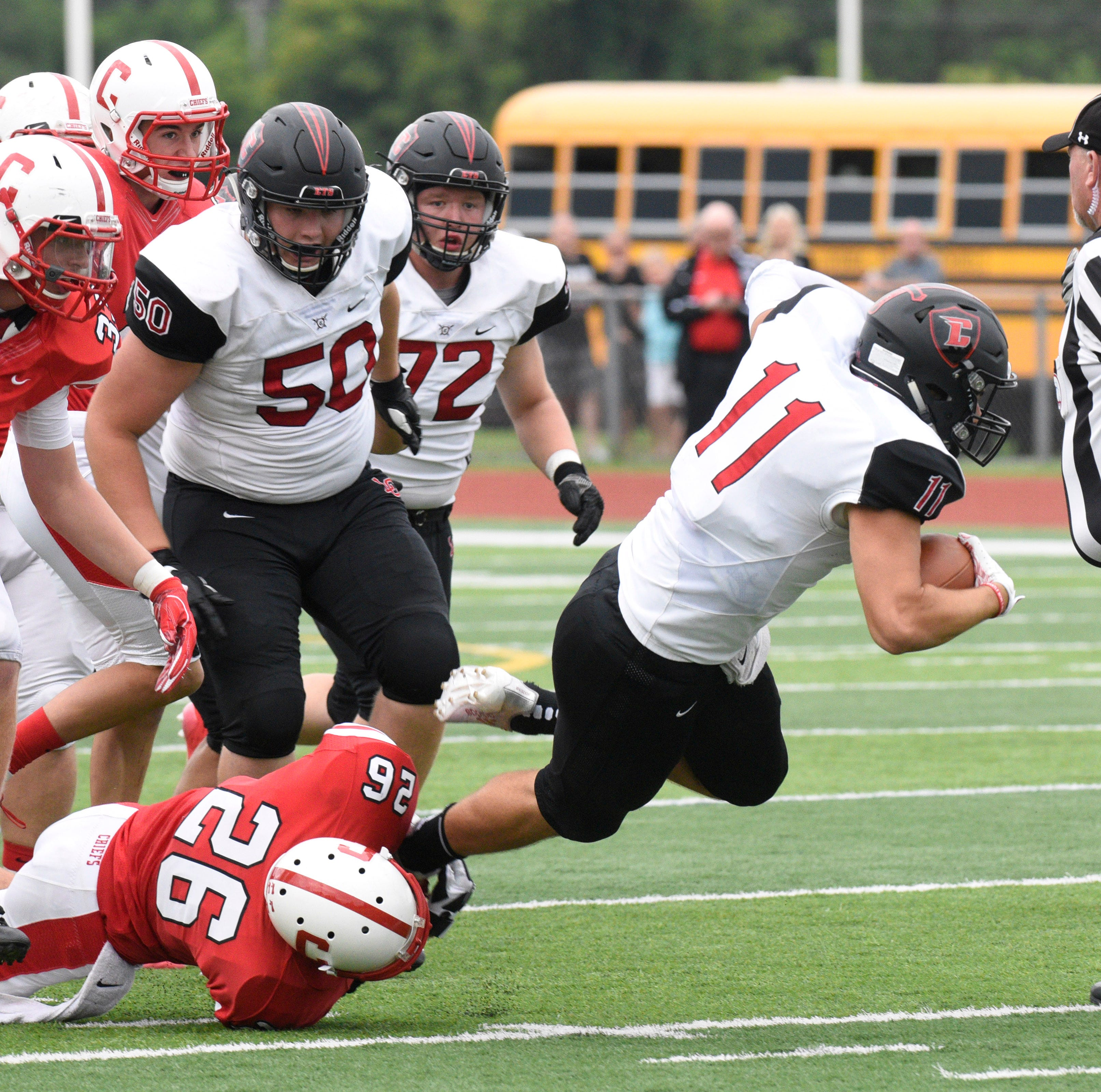 5 to Watch: Northville heads to Canton in HTL's featured week 2 football game