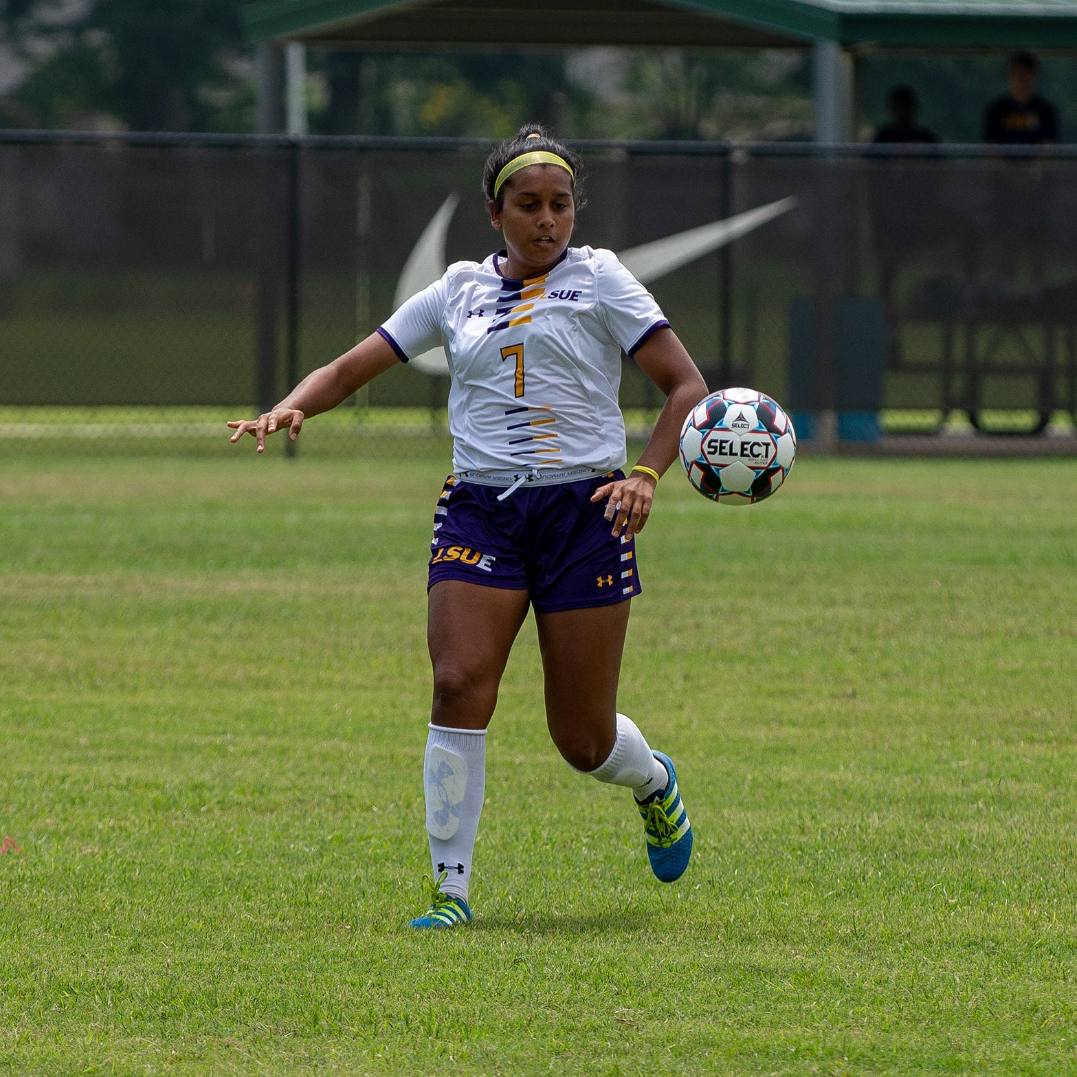 Early surge helps LSUE women secure draw vs. Delta State