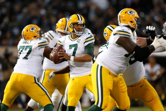 Nfl Green Bay Packers At Oakland Raiders