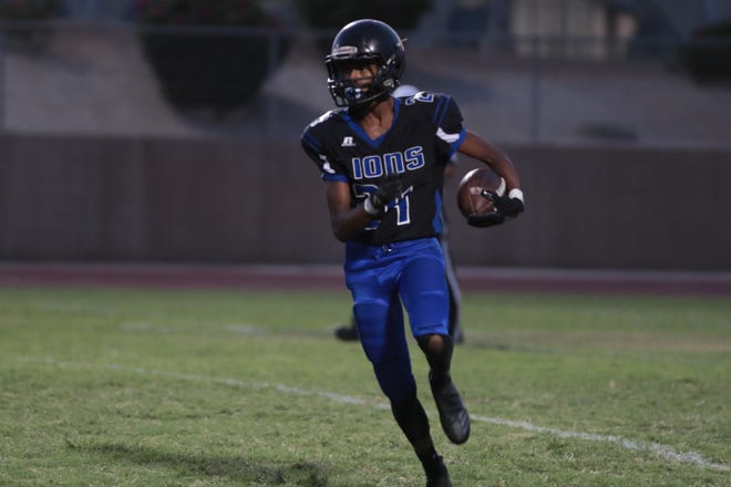 Cathedral City came up just short on the road Friday night, losing to Perris 9-6.