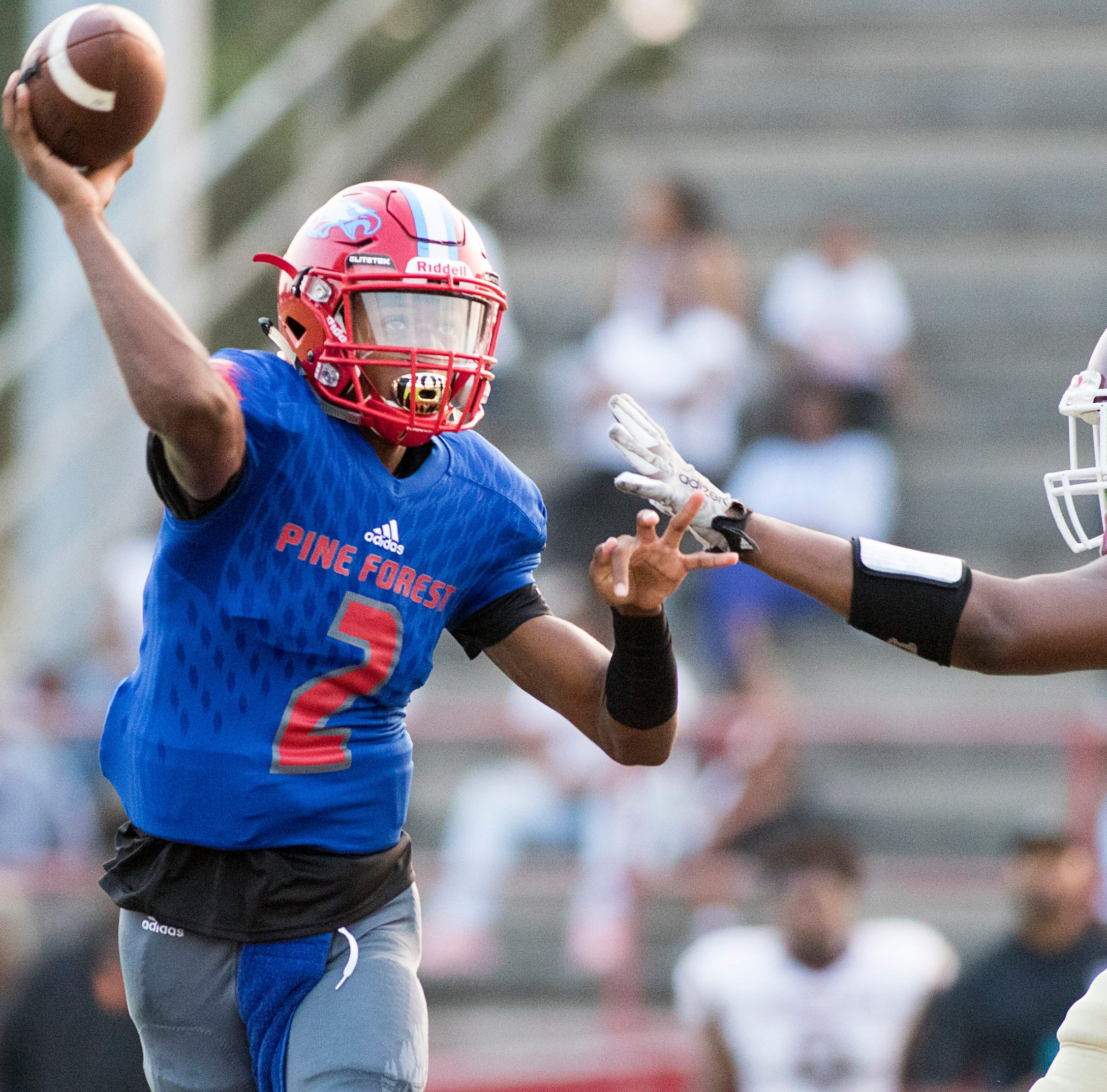 Pine Forest quarterback Clardy garners interest from UWF