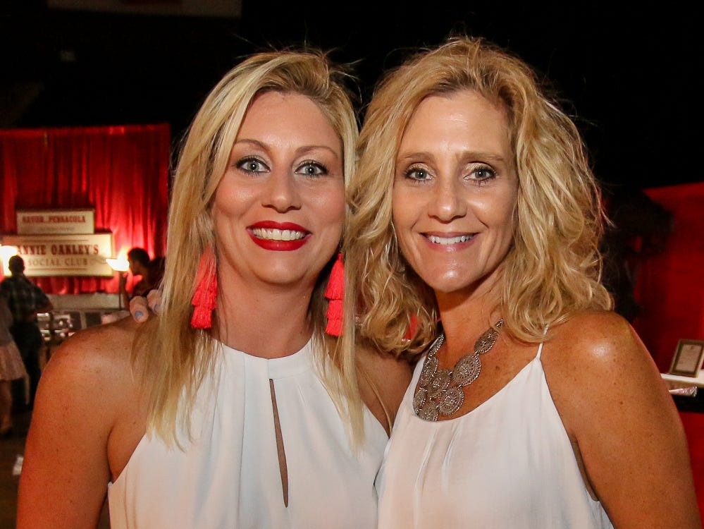 The American Cancer Society hosted its annual Pensacola Cattle Barons' Ball fundraiser at the Pensacola Bay Center on Friday, August 24, 2018.