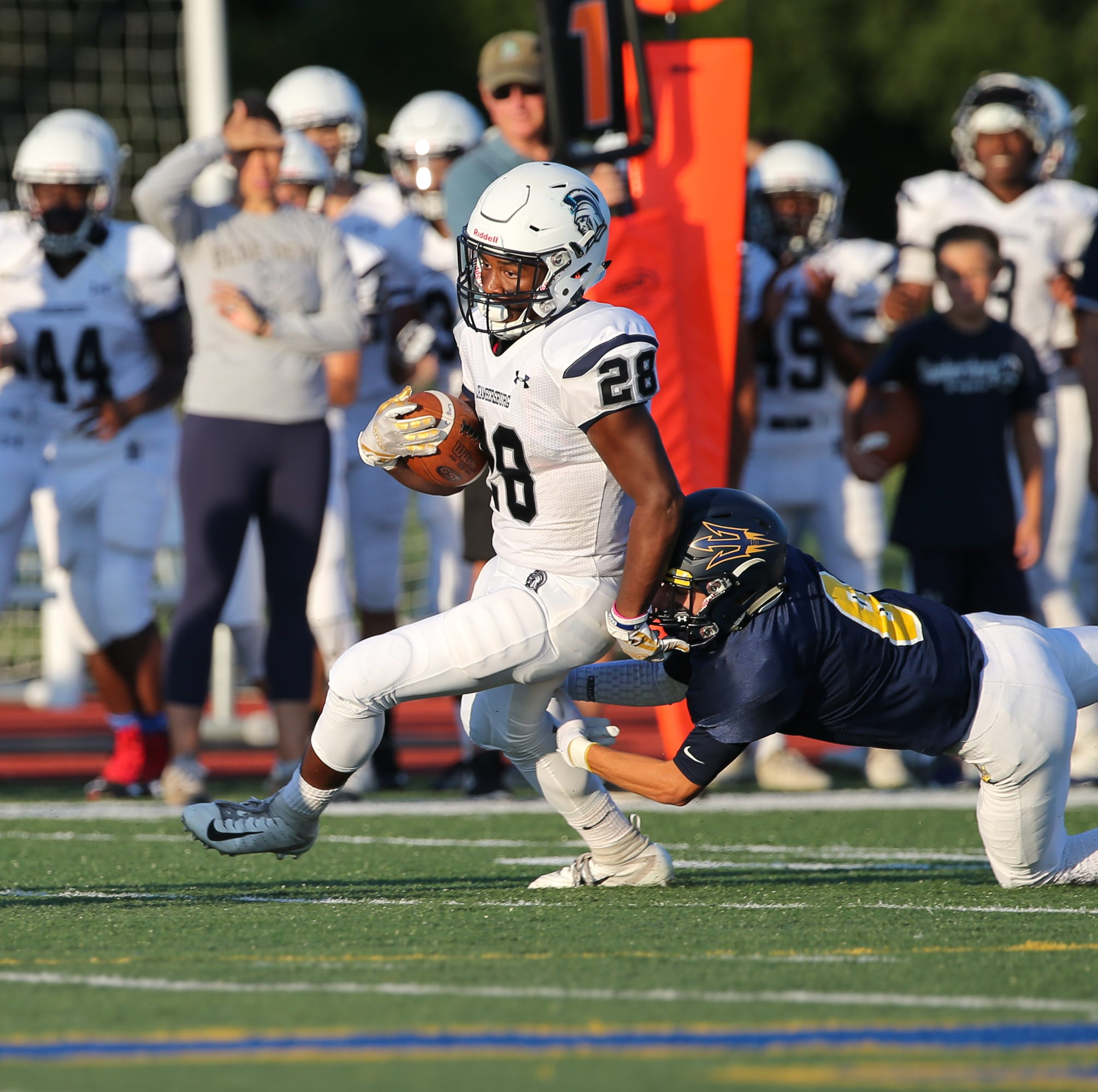"""Football preview: Chambersburg aims to prove it's """"for real"""""""