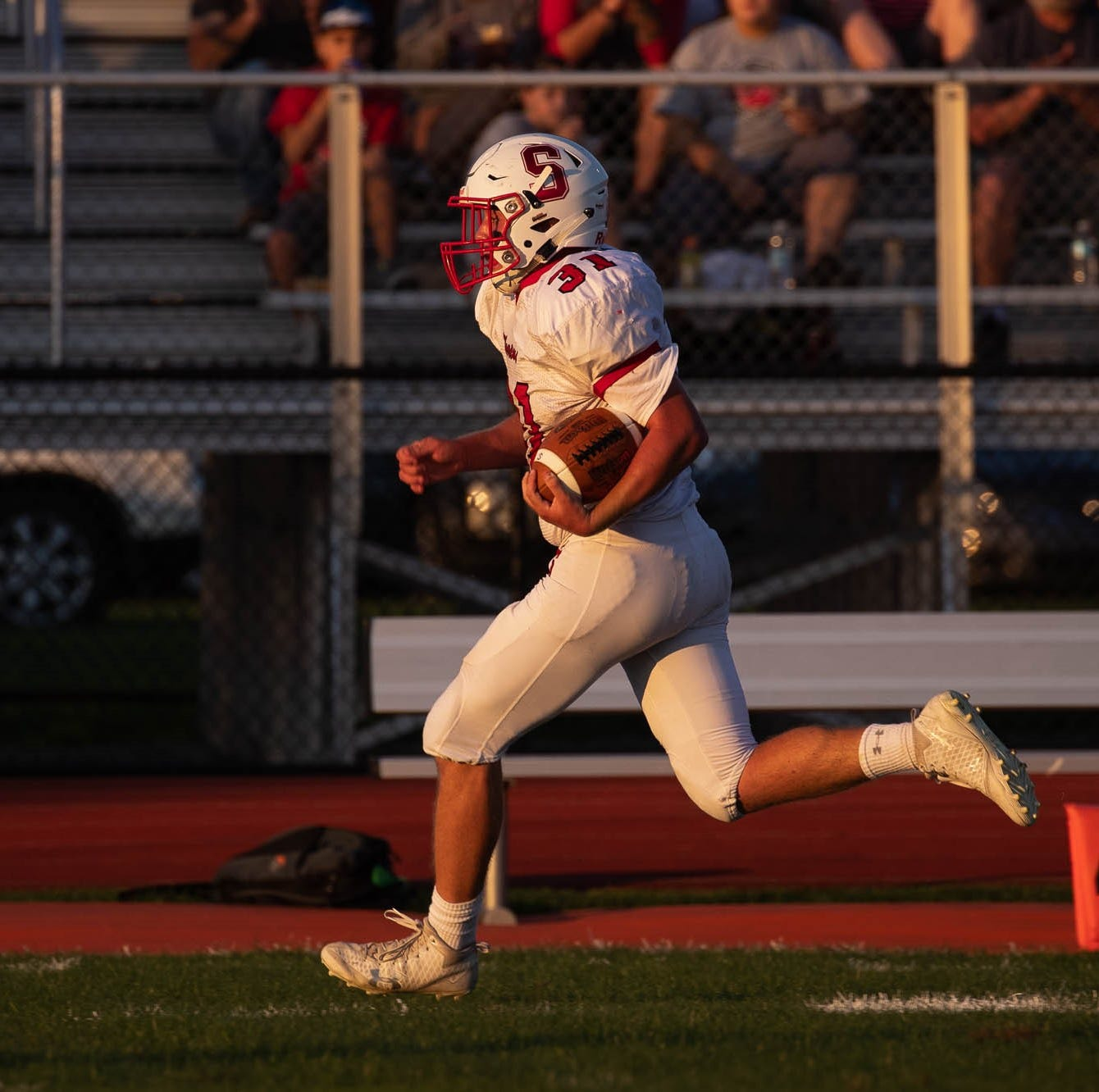 Live updates: District 3 high school football games Aug. 31 and Sept. 1