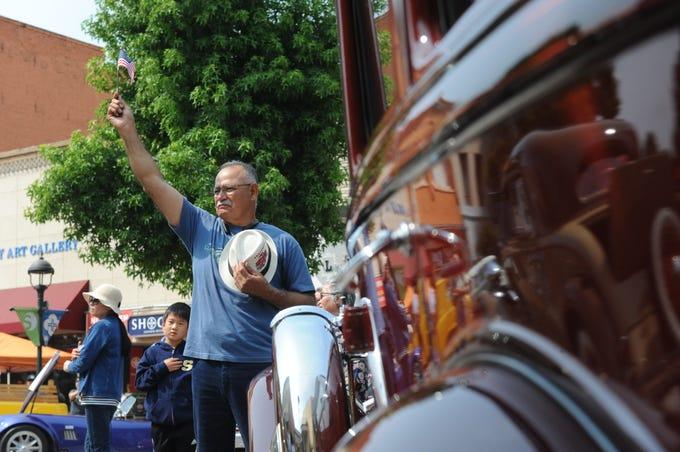 PHOTOS Salinas PAL Classic Car Show - Salinas car show