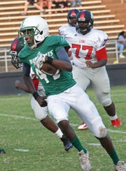 Bossier topped Plain Dealing in the Bossier Jamboree.