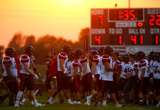 The Lamar Tigers will take on the Versailles Tigers Friday night. Versailles is having its best season since 2010.