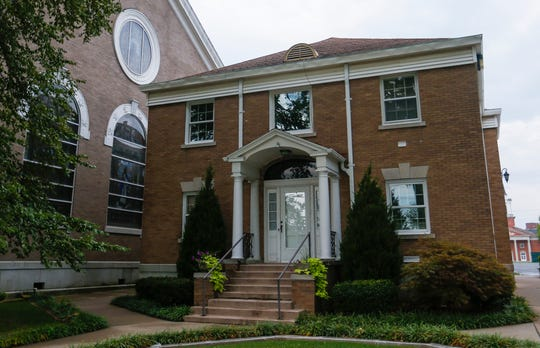The Rectory at St. Agnes Cathedral on Saturday, Aug. 25, 2018.