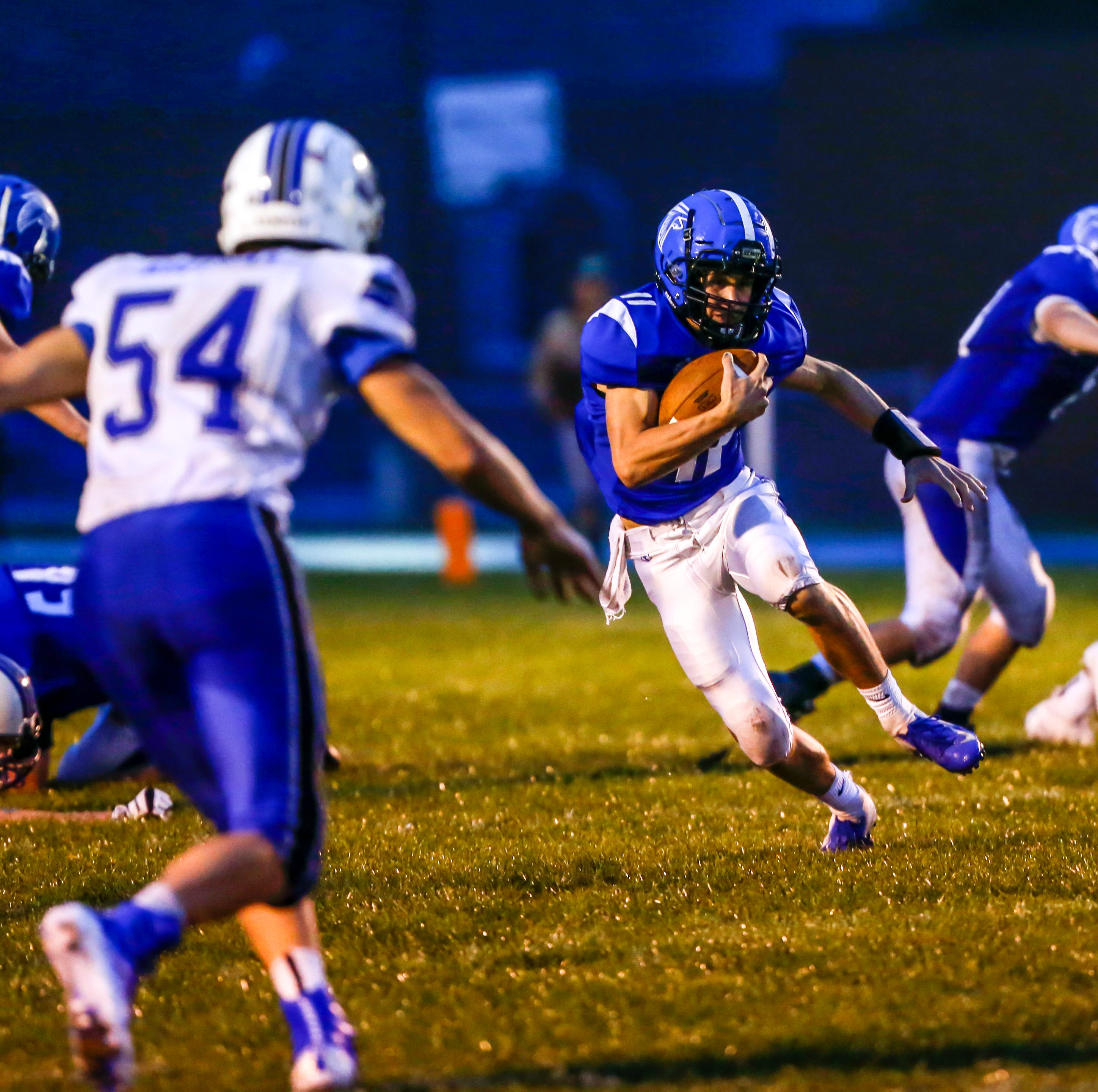 WIAA football: Three-time defending state champion Amherst opens title defense