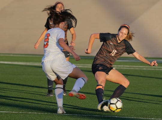 UTEP soccer fans Friday watched the Miners take on Idaho State. The Miners walked away with a 2-1 victory and are 2-1 on the season. UTEP will take on UT-RGV on Sunday afternoon in a 1 p.m. match.