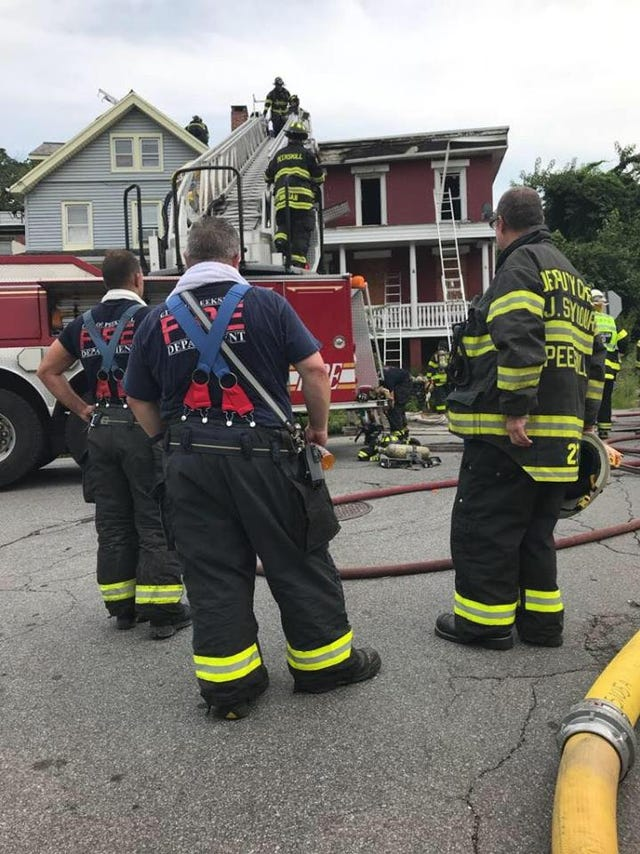 Westchester fire, police departments among highest paid