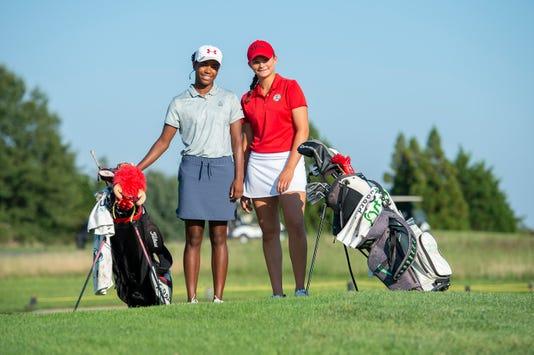 Sports First Tee Golfers