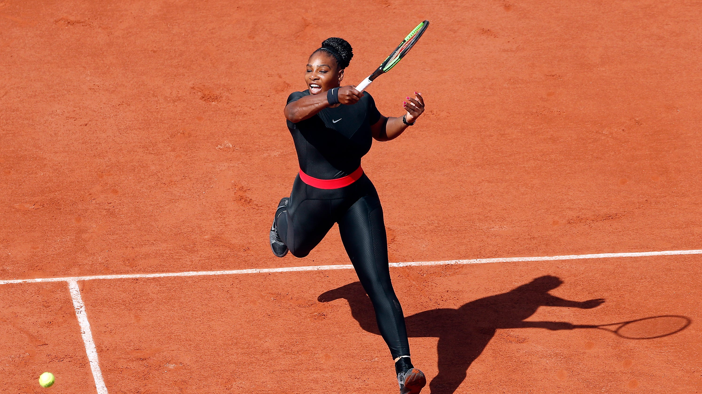 French Open ban on Serena Williams  catsuit shows tennis just can t get out  of its own way 493cf5aa3
