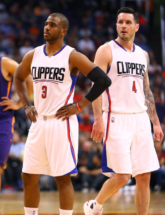0a3a54a5bb3 Clippers derailed by  Donald Trump-level pettiness