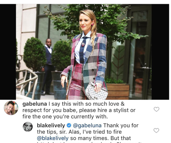 Don't mess with Blake Lively on the Internet.