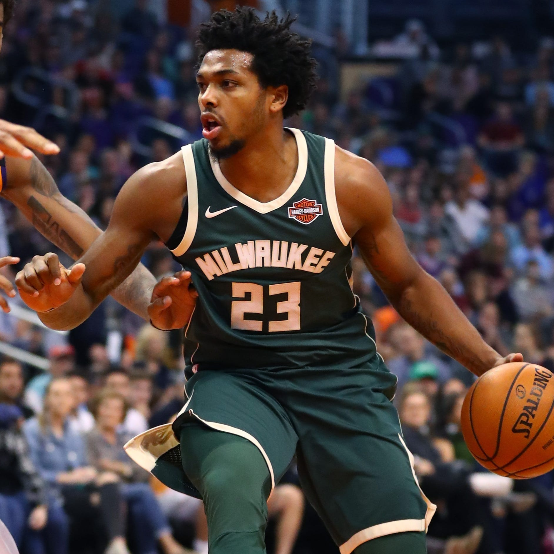One officer involved in arrest of Milwaukee Bucks player Sterling Brown fired, chief says