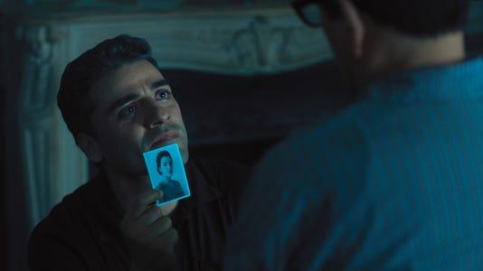 Oscar Isaac Finale exclusive 2