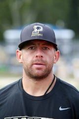 Brian Staub, Point Pleasant Boro's head coach, is beginning his first season as a head coach.
