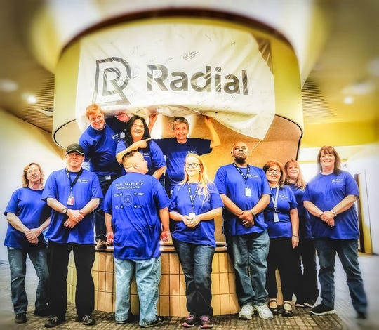 Radial is looking to hire nearly 2,000 workers for its customer call centers in Melbourne, 915 S. Babcock St., and on Merritt Island, 255 North Sykes Creek Parkway.
