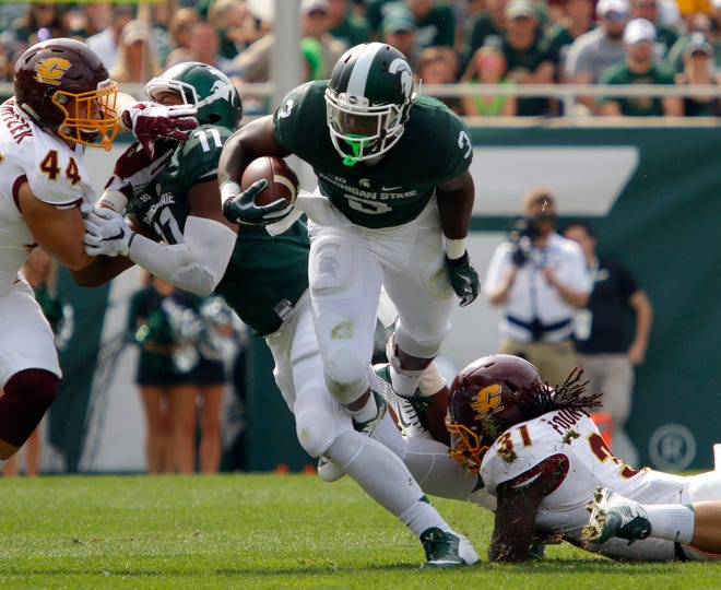 Michigan State returns home for the first time in nearly a month to host Central Michigan.