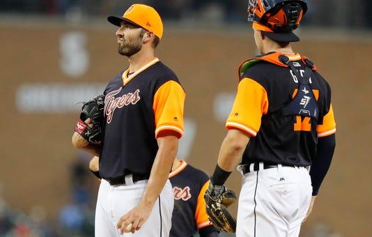 Ryan Carpenter, Sad Detroit Tigers