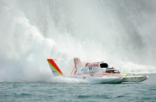 Andrew Tate wins Gold Cup and unlimited hydroplane championship