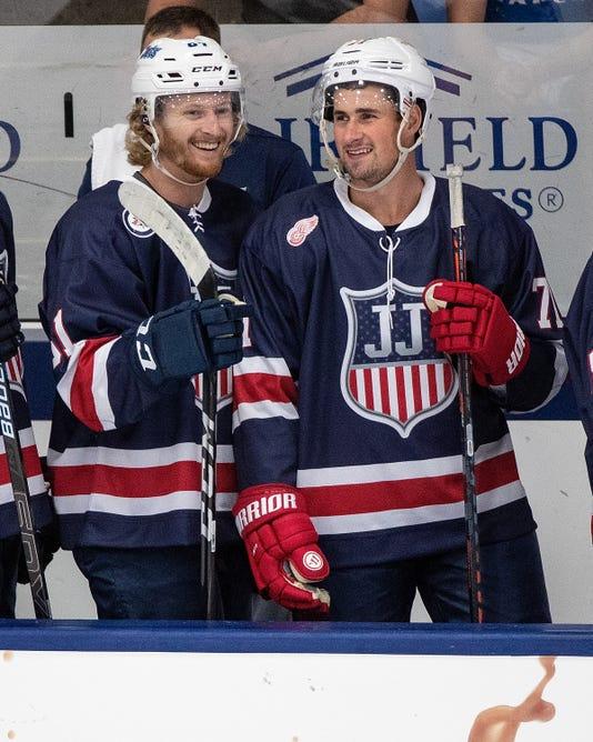 Stars Stripes Showdown Charity Hockey Game