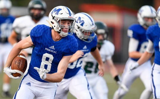 The Memorial Tigers extended their winning streak to 13 on Friday night, dating back to last season.