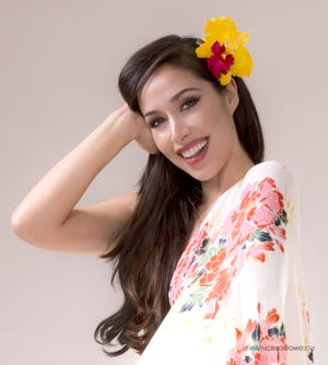 Miss Universe Guam 2017 Myana Welch to compete for the title of Supermodel International in Bangkok, Thailand on September 14, 2018.