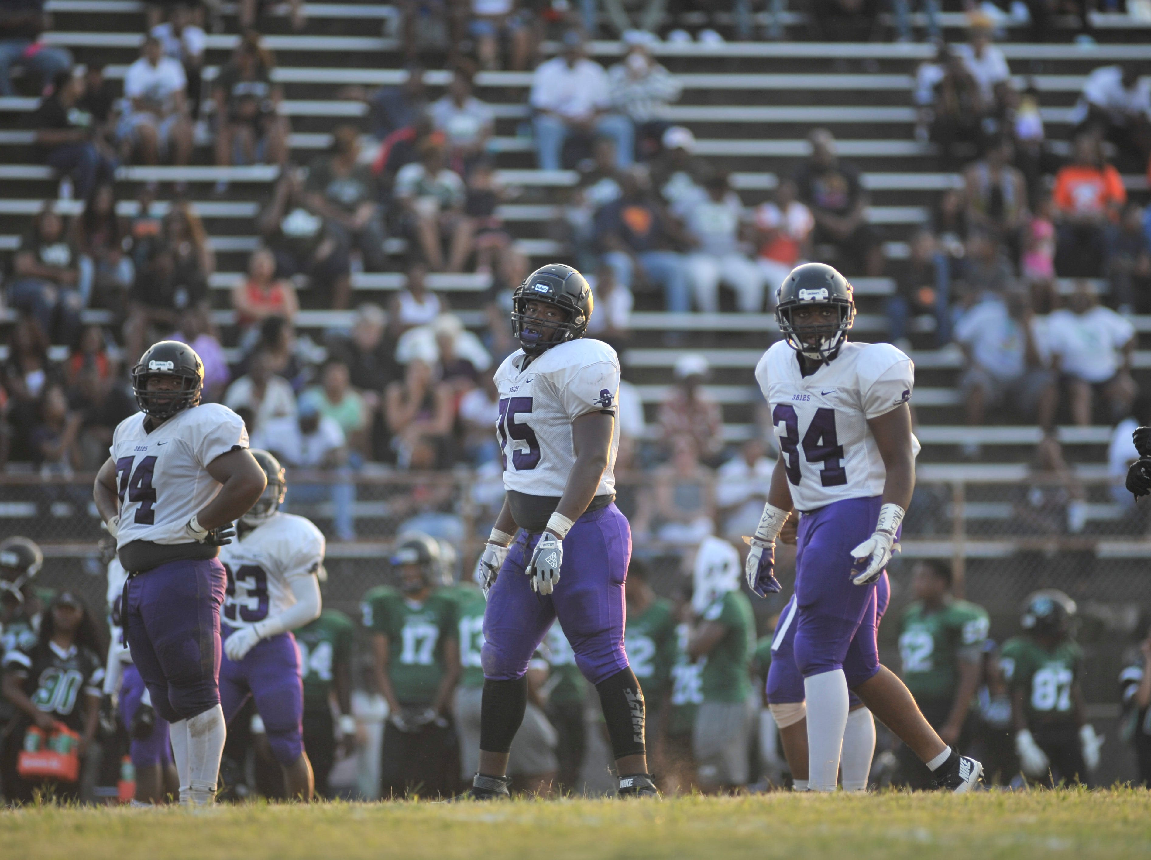 Southwind defensive tackle Kristian Williams commits to Minnesota