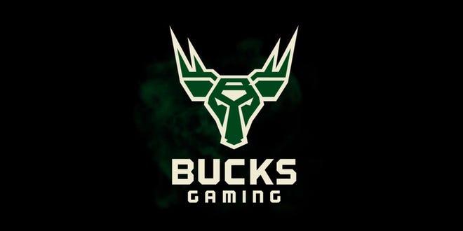 Bucks gaming logo