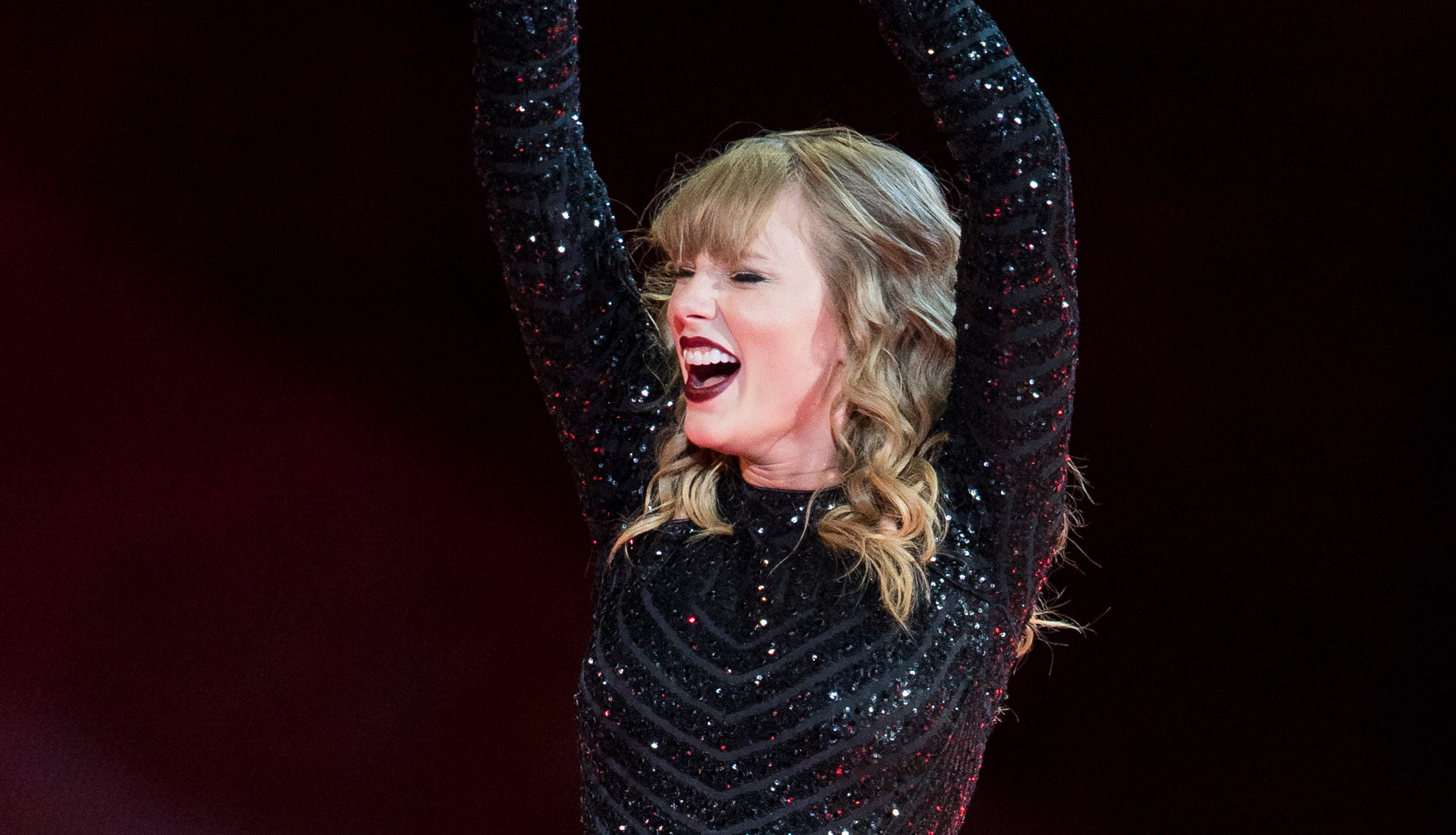 6912cad1aebc Taylor Swift and voting  Singer posting  I Voted  selfies from fans