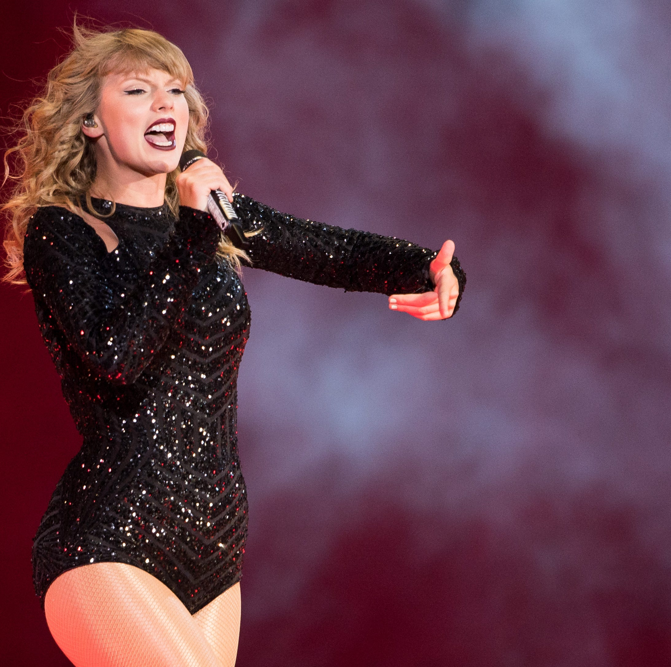 Taylor Swift's $113K donation to LGBTQ advocacy group matched by Curb Records