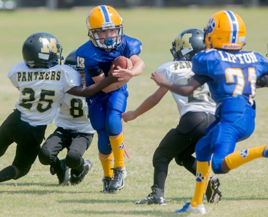 Youth Football Safety 7