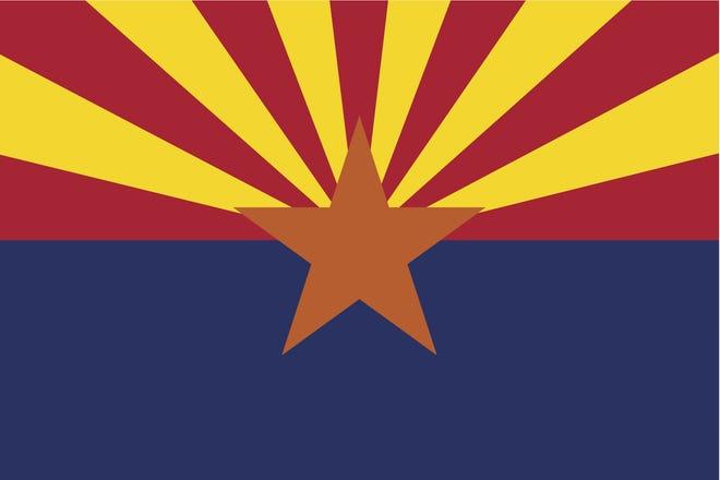 State of Arizona Flag