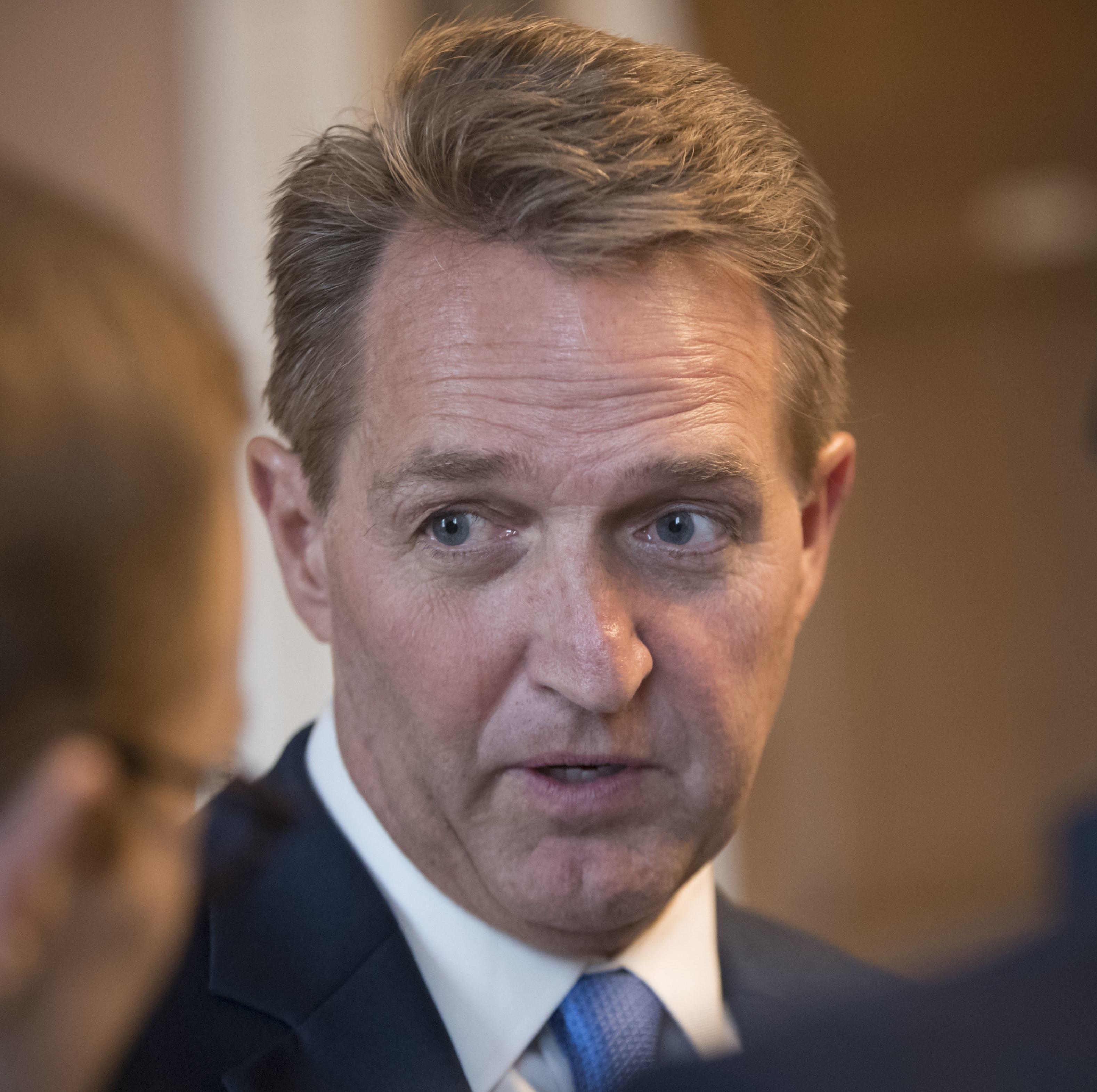 Sen. Jeff Flake wants to hear from Brett Kavanaugh's accuser. What about Sen. Jon Kyl?