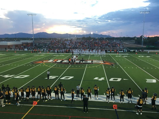 Ottawa University plays first football game on Saturday, Aug. 25.