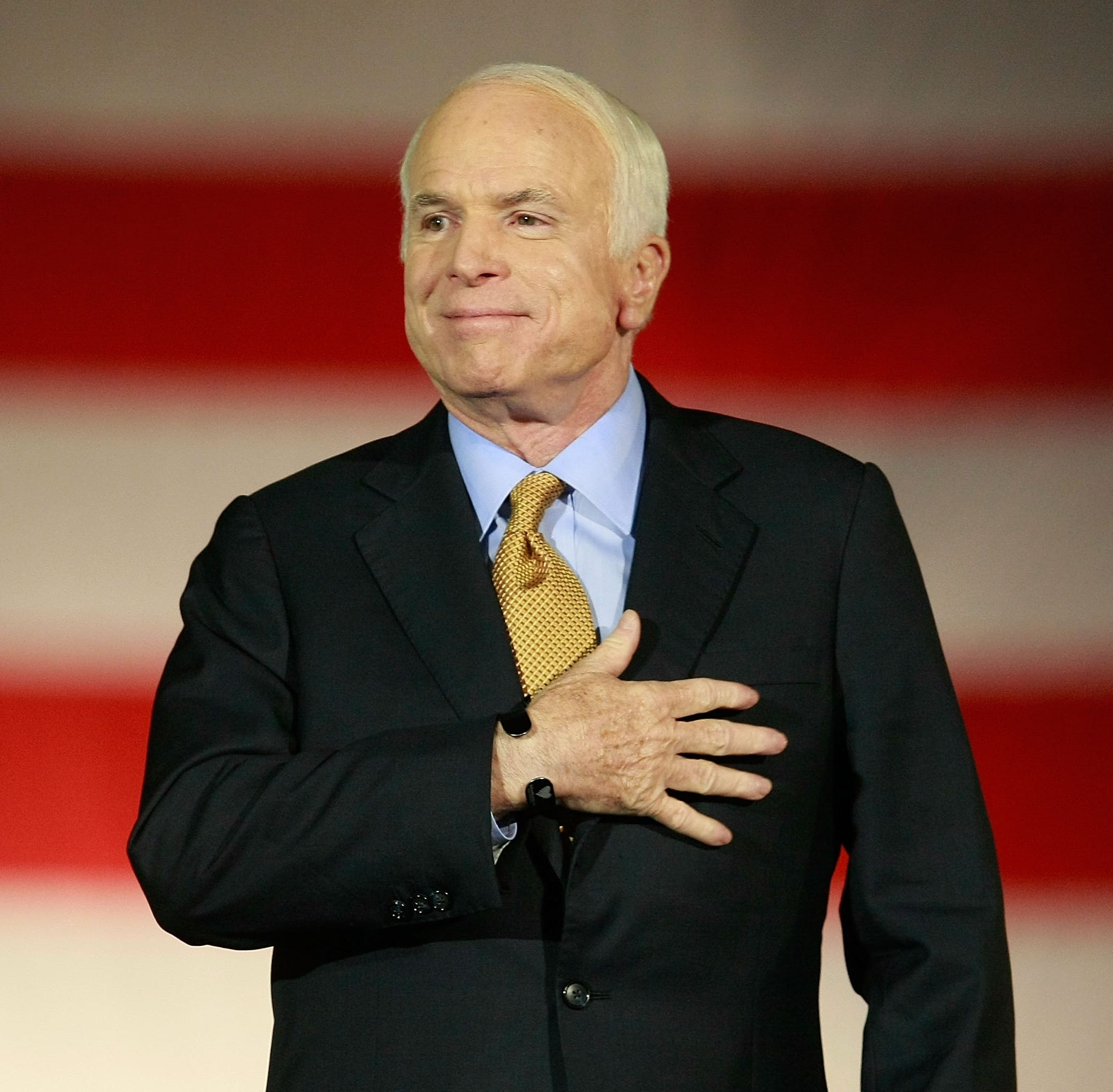 GOP uses John McCain's words in new ads hitting Democrats, despite family's misgivings